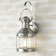rustic nautical outdoor wall light outdoor walls walls and lights