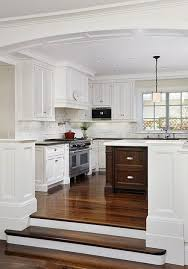 Kitchens With Dark Cabinets And Wood Floors by Best 25 Dark Cabinets And Dark Floors Ideas On Pinterest Open