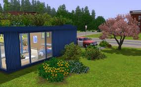 100 Shipping Container Guest House Mod The Sims Home