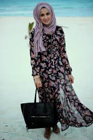 Hijab Summer Outifts 9 Beach Outfits 34 Modest Dresses For