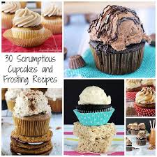 30 Cupcakes And Frosting Recipes