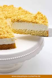 philadelphia torte ohne zucker staupitopia zuckerfrei