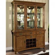 Dining Room Hutch And Buffet Ehrfa 1 4 Rchtig Glass Door Throughout Enchanting For Your House Concept