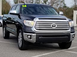Used Toyota Tundra For Sale Orlando, FL - CarGurus 50 Best 2011 Toyota Tundra For Sale Savings From 2579 2015 Used Tundra Double Cab Sr5 Trd Off Road At Hg 2018 Vehicles On Display Chicago Auto Show Reviews Price Photos And Specs Vehicle Details 2012 4wd Truck Richmond Gates Honda 2013 Sale Pricing Features Edmunds Recalls 62017 Due To Bumper Defect Equipment 2016 Akron Oh 20440723 Platinum Crewmax 57l V8 Ffv 6speed New Double Cab 4x4 In Wichita Ks Grade Greeley Co Fort Collins