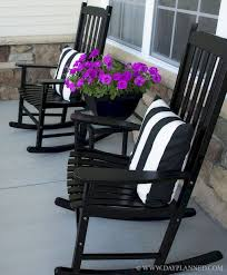 60-awesome-farmhouse-porch-rocking-chairs-decoration | Home ...