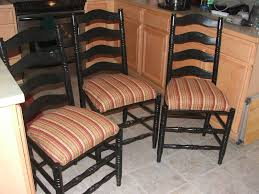 Dining Chair Pads For Comfort Set Rocking Cushions Padded Seat