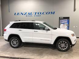 100 Lenz Truck Center Vehicle Details 2015 Jeep Grand Cherokee At Minocqua