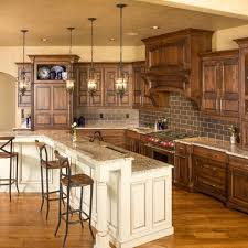 Rustic Style Kitchen Cabinets Best 25 Ideas On Pinterest
