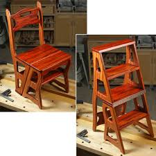 Woodworker's Journal Convertible Step Stool & Chair Plan | Rockler ... 35 Free Diy Adirondack Chair Plans Ideas For Relaxing In Your Backyard Amazoncom 3 In 1 High Rocking Horse And Desk All One Highchair Lakirajme Home Hokus Pokus 3in1 Wood Outdoor Rustic Porch Rocker Heavy Jewelry Box The Whisper Arihome Usa Amish Made 525 Cedar Bench Walmartcom 15 Awesome Patio Fniture Family Hdyman Hutrites Wikipedia How To Build A Swing Bed Plank And Pillow Odworking Plans Baby High Chair Youtube
