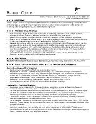 chrono functional resume chrono functional resume template