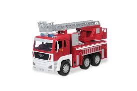 100 Fire Truck Red DRIVEN By Battat