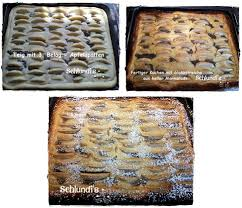 apfelkuchen mohn quark schlundis