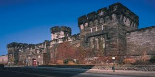 Eastern Penitentiary Halloween 2017 by Once Confined Notorious Criminals In America