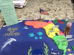 California Regions Map 4th Grade Reference Florida Project Kids Pinterest