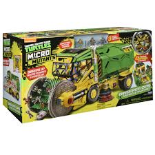 Teenage Mutant Ninja Turtles Micro Mutant Sweeper Ops Deluxe Vehicle ... Nikko 9046 Rc Teenage Mutant Ninja Turtle Vaporoozer Electronic Hot Wheels Monster Jam Turtles Racing Champions Street Diecast 164 Scale Teenage Mutant Ninja Turtles 2 Dump Truck Party Wagon Revealed Translite For Translites Cabinet Amazoncom Power Kawasaki Kfx Bck86 Flickr Tmnt Model Kit Amt