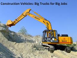 100 Big Trucks Pictures Construction Vehicles For Jobs Kids Series EBook