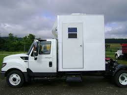 √ Box Truck With Sleeper, Used Straight And Box Trucks For Sale ...