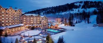 100 Luxury Hotels Utah Montage Deer Valley Hotel In United States