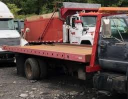 100 Flatbed Truck Bodies USED 1997 KILAR ROLLBACK BODY FOR SALE 2161
