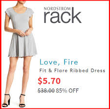 Nordstrom Rack Coupons in Sacramento Department Store