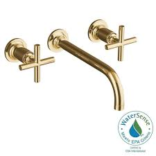 Kohler Purist Freestanding Tub Filler by Kohler Purist Wall Mount Tub Faucet Best Faucets Decoration