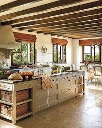 The Mood Board Above Includes Pictures Of French Country Kitchen Designs Along With More Modern