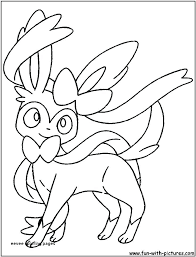 Eevee Coloring Sheets Pages Best Lution For All Pokemon Evolution
