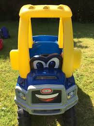 Little Tikes Cozy Coupe Truck | In Clackmannan, Clackmannanshire ... Little Tikes Cozy Coupe Truck Toybox Child Size 2574 New Free Shipping Tikes Jedzik Cozy Coupe Truck Auto Pick Up Zdjcie Na Imged Amazoncom Princess Rideon Toys Games In Portsmouth Hampshire Gumtree Police Classic Rideon Toy Long Eaton Fun The Sun Finale Review Giveaway Pink Search By Brand Little Tikes Cozy Ride On 2900 Pclick Uk What Model Of Do You Have Theystorecom