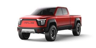 XT Pickup Truck – Atlis Motor Vehicles