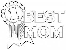 Color Pages For Mom Printable Coloring Your And Free