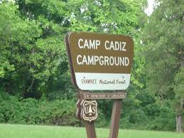 Shawnee National Forest Camp Cadiz Campground