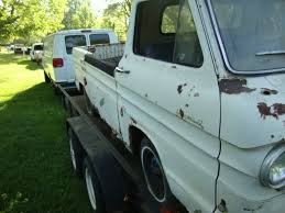 100 Pick Up Truck Parts Chevrolet 1962 Corvair FC Up Truck Running For To Be