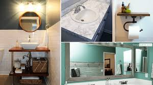 10 Inspiring Bathroom Remodel Ideas - Simphome Master Bathroom Remodel Renovation Idea Before And After 6 Diy Bathroom Remodel Ideas 48 Recommended Stylish Small 20 Ideas Diy For Average People Design Bath Home Channel Tv Remodeling A For Under 500 How To Modern Builds Top 73 Terrific Designs Toilet Small 2 Piece Elegant Luxury Pinterest Creative Decoration Budgetfriendly Beautiful Unforeseen Simple Tub Shower Room Kitchen On Low Highend Budget Remendingcom