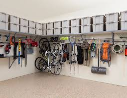Monkey Bars Garage System Installation