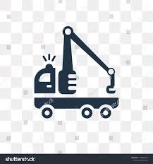 100 Used Tow Trucks Truck Vector Icon Isolated On Stock Vector Royalty Free