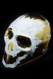 Halloween Half Mask Ideas by 115 Best Airsoft Masks U0026 Guns U0026 Accesories Images On Pinterest