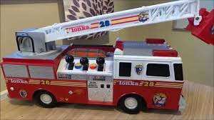 100 Fire Truck Cozy Coupe TONKA DISNEY MICKEY MOUSE Truck 28 MOTORIZED Clubhouse Toy