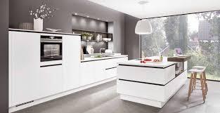Moderne Weisse Küchen Bilder Weiße Küche Mit Klarer Linienführung Marquardt Küchen