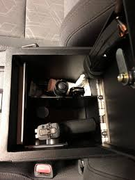 100 Truck Console Safe Gun Safelock Box In 3rd Gen Tacoma Tacoma World