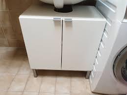 badezimmermöbel ikea weiss waschtisch acheter sur ricardo