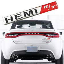 1x HEMI R / T RT Badge Emblem Sticker For Dodge Challenger Charger ... Automotive Nameplates Emblems Chrome Badging Auto Custom Subaru Emblem 1920 New Car Specs Stinggray Jeep Badges Club Hell Kitten Red Black Neo Badge Co How To Remove Factory And Decals In Ten Easy Steps Trail Made Page 15 Toyota 4runner Forum Largest Dodge Dart To Blow Into Windy City Wearing Mopar 50 Coyote Side Autoware 2017 Shelby F150 Supersnake Truck Eu Car Blemsminute Rice Pt 4 Youtube 2 New Chrome Custom Ford Intertional F350 Fender Badges