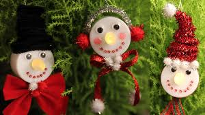Frosty The Snowman Christmas Tree Ornaments by Snowman Tea Light Christmas Ornaments The Cutest Diy Youtube