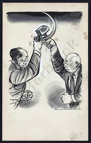 Iron Curtain Cold War Apush by Ilw1451 Origins Of Cold War Cartoons Pinterest Cold War