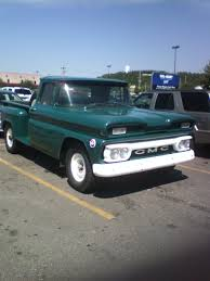 1963 Or 1964 GMC 3/4 Ton Stepside | Trucks | Pinterest | GMC Trucks ...