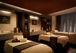 Spa Treatment Room On Facial Rooms