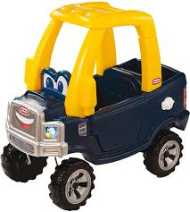 100 Little Tikes Classic Pickup Truck 620744 Cozy Coupe Blue