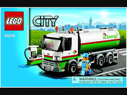 Lego City Tanker Truck (60016) - Video Dailymotion