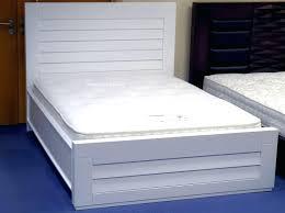 White Wooden Headboard Double by White Wooden Headboard Single Double Bed Full Flashbuzz Info
