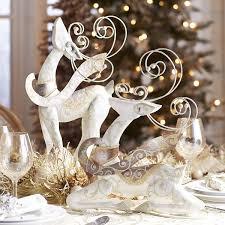 Send Christmas Table Centrepiece Arrangements Blooms Only