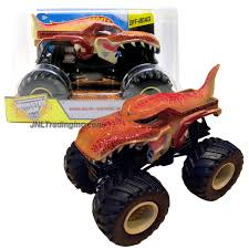 Monster Jam 1:24 Scale Die Cast Metal Body Monster Truck #CGD63 ... Wltoys A979 Rc Racing Cars 118 24g 4wd Monster Truck 50kmh Amazoncom Knex Jam Grave Digger Toys Games Smash Ups Remote Control Race Raptor Kids Ebay The Greatest Toy On Earth Kenners Claw 4x4 Toy Monster Truck Hot Wheels Shark Diecast Vehicle 124 Bigfoot Electric 24ghz Rtr Dominator Axial 110 Smt10 Jumps Youtube Hsp 9411188022 Red At Hobby Warehouse Trucks Kirpalanis Nv Vehicles Pamaribo Shop Velocity Jungle Fire Tg4 Dually
